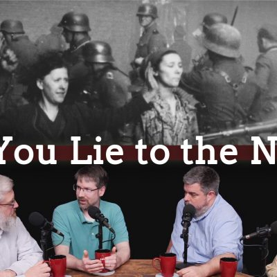 Can You Lie to the Nazis? (Ep. 16)