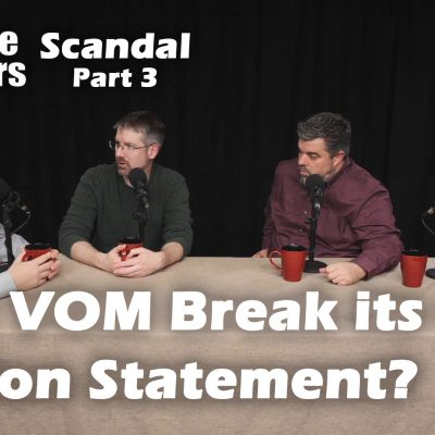 Does VOM Live Up to its Own Standards? (VOM Scandal Part 3)
