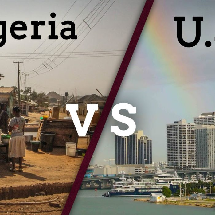 Comparing Nigeria and the United States (Ep. 28)